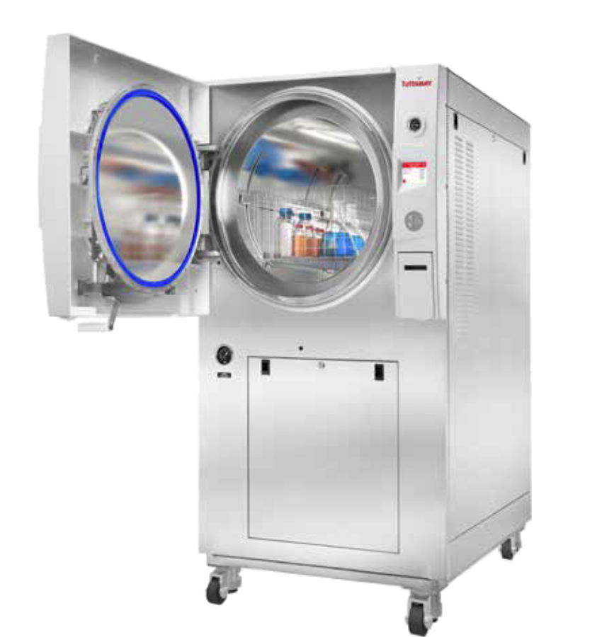 New Large Capacity Autoclaves | Large Industrial Autoclaves